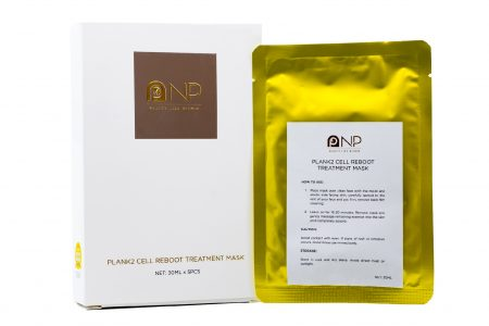 NP™ PLANK2 CELL REBOOT TREATMENT MASK