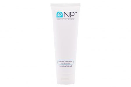 NP™ MOISTURIZING CREAM CLEANSER WITH AMINO ACID